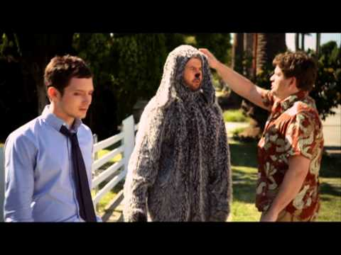 WILFRED THE COMPLETE SEASON 1  AVAILABLE ON DVD ON NOW