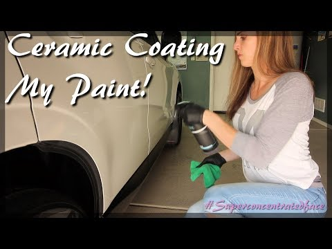 Going Hard in the Paint // DIY Ceramic Coating!