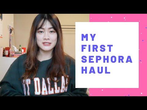 my-first-sephora-vib-sales-haul-|sephora-85折彩妝+保養品開箱-|種草or拔草-|red文文