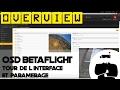 Betaflight OSD - Overview