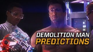 DEMOLITION MAN Predictions That Actually Came True