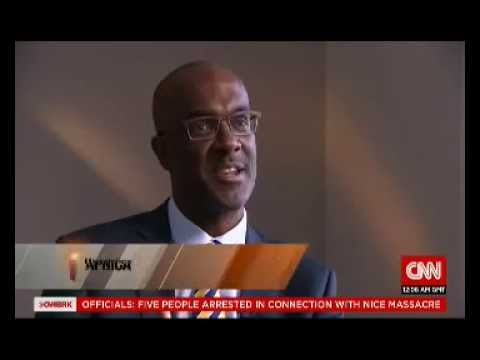 Kenya Airways CEO's Exclusive Interview with CNN Market Place Africa