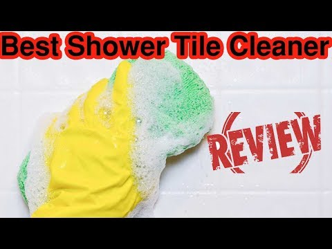 Best Shower Tile Cleaner Reviews By TheHomeDigs.com