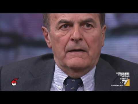 L'intervista a Pier Luigi Bersani sulla scissione del Partito Democratico