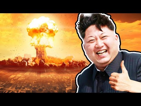 NORTH KOREA NUKES THE WORLD! - Suicide Guy #4 (FINALE)