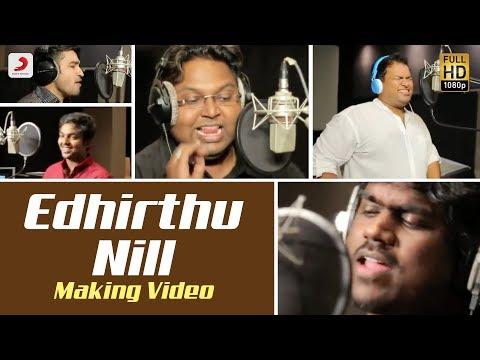 Biriyani Making Of Edhirthu Nill Making Video  Yuvanshankar Raja