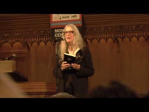Patti Smith March 18,2018