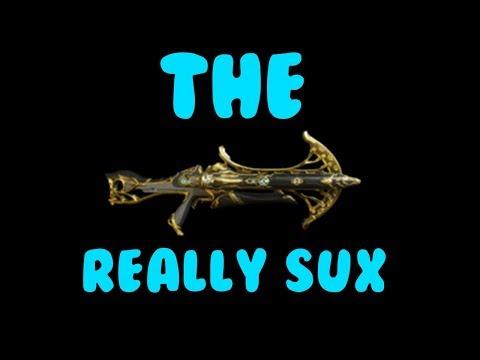 Warframe: Why The Tigris Is The Worst Gun In Warframe thumbnail