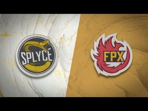 VOD: F Phoenix vs Splyce - 2019 World Championship - BO1