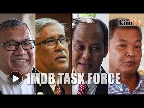 PMO announces new 1MDB task force