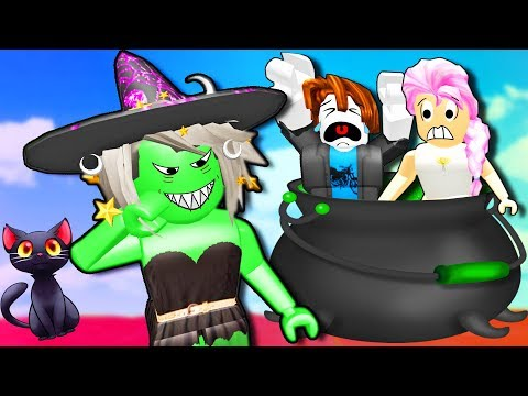 CAPTURED BY THE EVIL WITCH! ROBLOX BACON'S ADVENTURE-Part 2 & 3 (ROBLOX STORY) By Kavra Reaction!