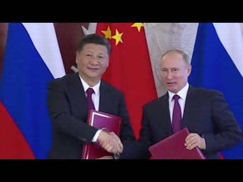 07/05/2017:China & Russia, Qatar & Turkey: Will these two partnerships hold?