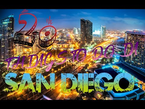 Top 20 Best Things To Do In San Diego