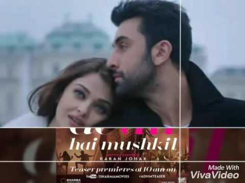 Ae dil hai mushkil full audio with...