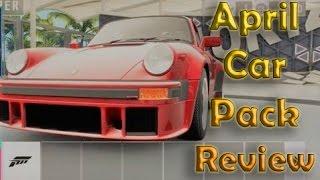 April DLC Car Pack Review