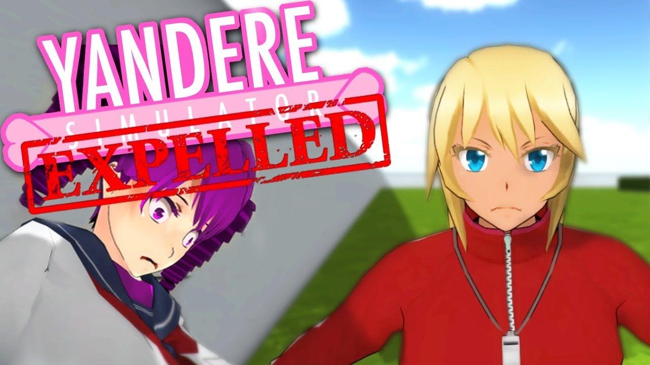 yandere simulator تحميل لعبة