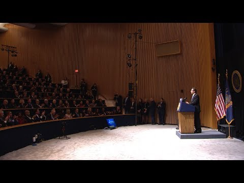 Governor Cuomo Delivers The FY 2019 Executive Budget Address
