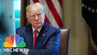 Watch: Trump Holds Coronavirus Roundtable With Energy Sector CEOs | NBC News
