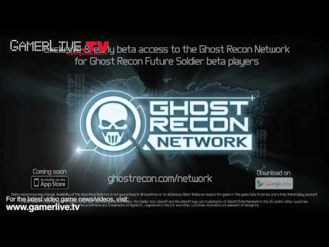 Red Storm Entertainment Rob Newns Details Ghost Recon Network