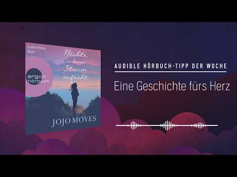 Nächte, in denen Sturm aufzieht YouTube Hörbuch Trailer auf Deutsch