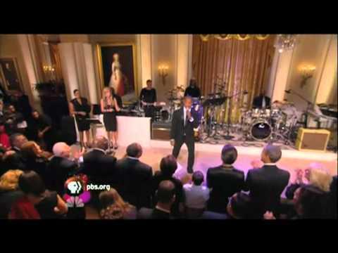Jamie Foxx Imitate President Obama's Dance Moves