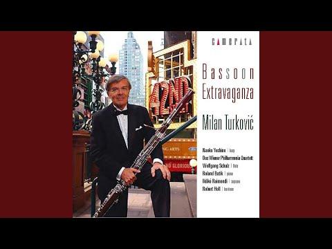 L'invitation au voyage for Soprano, Piano and Bassoon