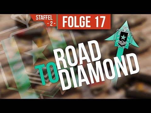 Sua mit dem Clutch! - Road to Diamond S2E17 - Rainbow Six Siege