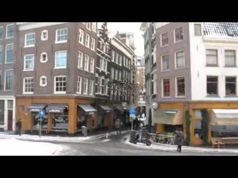 amsterdam David Bowie Port of Amsterdam