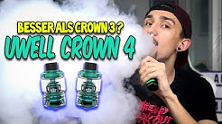 👑 BESSER ALS CROWN 3?! 👑 | Uwell Crown 4 im Test #VapeDay