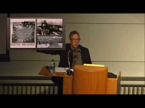 "Jack Halberstam lecture ""A Frightful Leap into Darkness"" 10-7-2015"