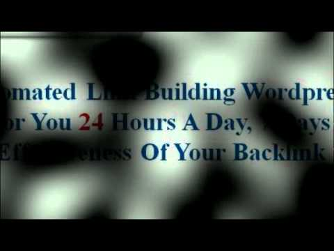 Automated Link Building Wordpress Plugin.mp4