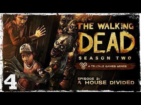 Смотреть прохождение игры Walking Dead: Season Two. # 4 -  Спасибо, Пит.