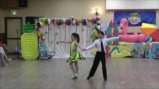 6.19. Show dance by Daniel and Sofia @ LA Star Dance Summer Festival