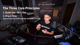 PreSonus Studio One Tutorials Ep. 1: Welcome!