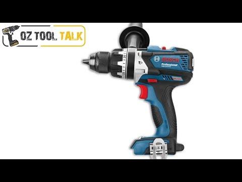 Bosch 18V Premium Brushless Hammer Drill - GSB 18 VE-EC