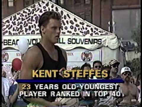AVP Volleyball 1991 Cleveland Final