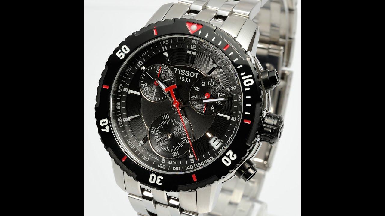 dd7666eb237 TISSOT WATCH T067.417.21.051.00 PRS200 BLACK REVIEW MENS ティソ ブラック レビュー メンズ  腕時計