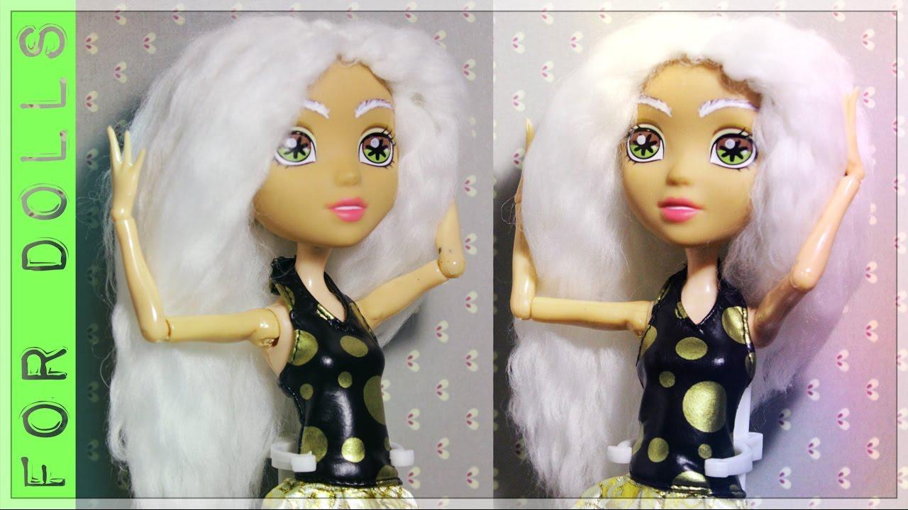 Как сделать куклу из фоама своими руками. Видео уроки и 36