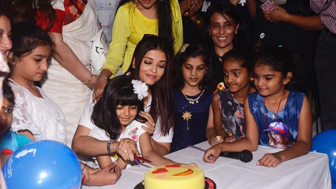 Image result for aishwarya rai at orphanage