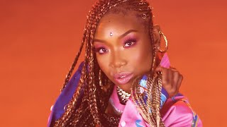 Brandy - Baby Mama (feat. Chance the Rapper) - Official Video