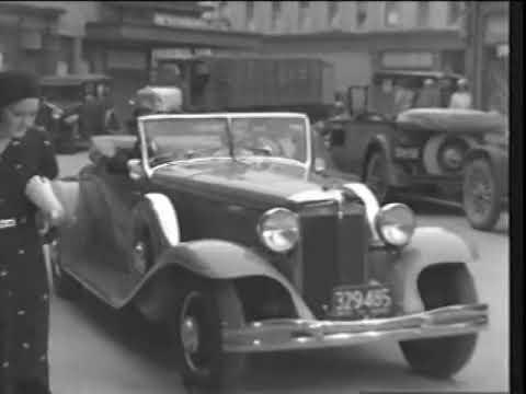 Constance Bennett's 1931 Chrysler Imperial Custom Eight Roadster ...