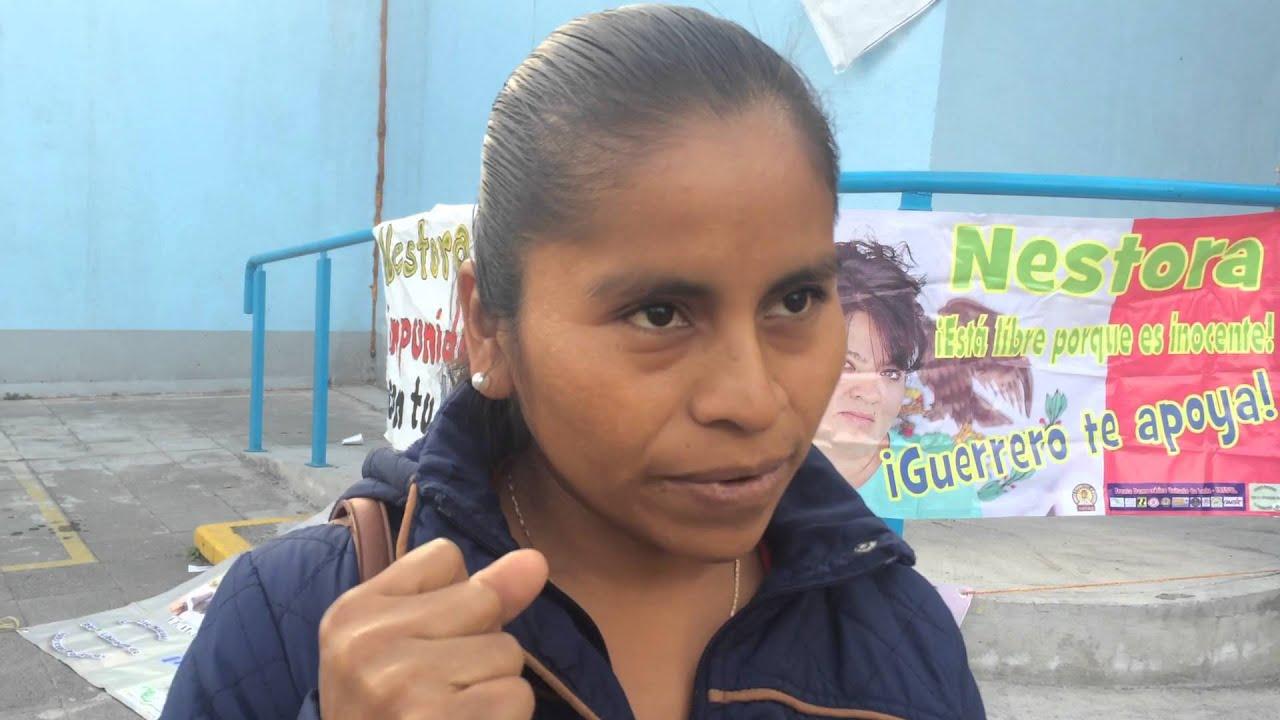 Proponen a Agustina García de Jesús para candidata presidencial del EZLN