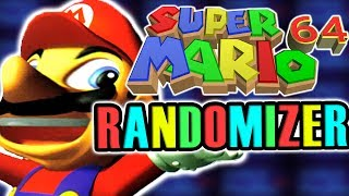 Super Mario 64 Randomizer!