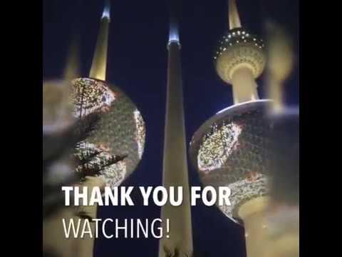 Kuwait Towers Travel Vlog 2017 / Kuwait, Kuwait City