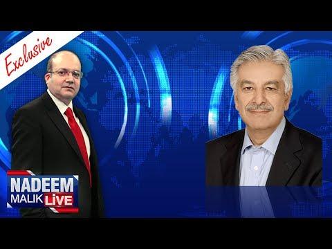 Nadeem Malik Live - SAMAA TV - 16 Oct 2017