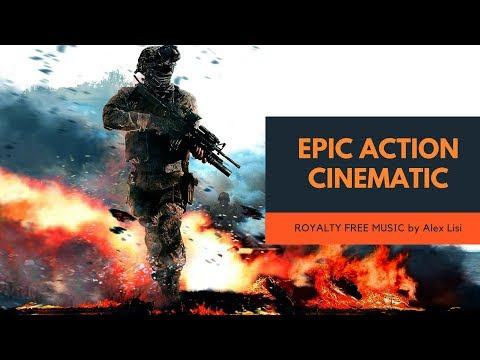 Epic ActionCinematic Music Royalty Free WAR GODS  Alex Lisi