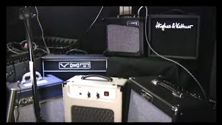 Video 5 Watt Combo Amp Shootout: Vox AC4, VHT Special 6, Laney Cub, Tubemeister 5, Valve Junior, MORE! download MP3, 3GP, MP4, WEBM, AVI, FLV Agustus 2018