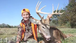 Youth Hunting Video Contest- Memory Chase-Brayden- Illinois Whitetail