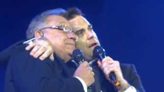 Robbie Williams - Do Nothin' Till You Hear From Me (Berlin 29.05.2014)