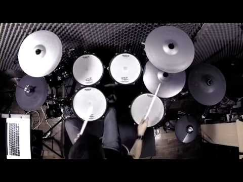 Bring Me The Horizon - Throne - Drum Cover By Adrien Drums